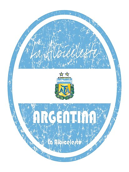Copa America 2016 - Argentina by madeofthoughts