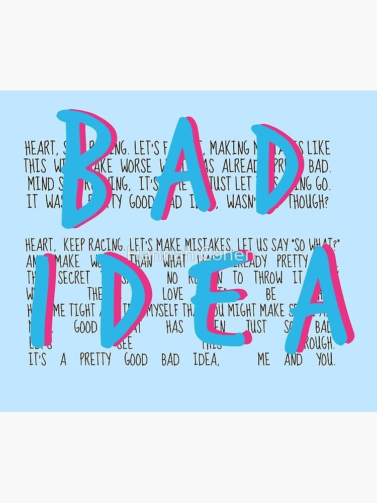 Una mala idea bastante buena, tú y yo de uncured