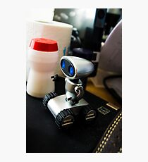 Office Robot Photographic Print