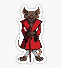 TMNT - Master Splinter Sticker