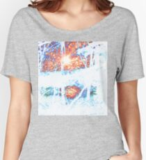 Snowblind, continuity.  Women's Relaxed Fit T-Shirt