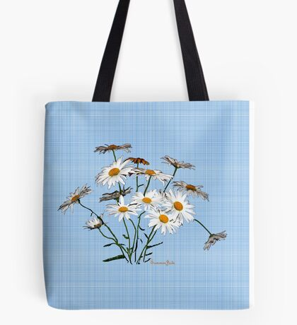 The Scent of Daisies ~ Sadness Tote Bag