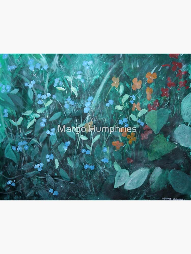 Flowers in Garden by kasarnDesigns