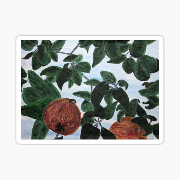 Appletree Sticker