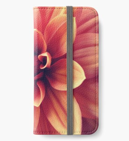 Dahlia iPhone Wallet