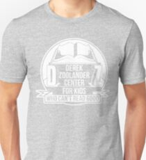 Derek Zoolander Center Unisex T-Shirt