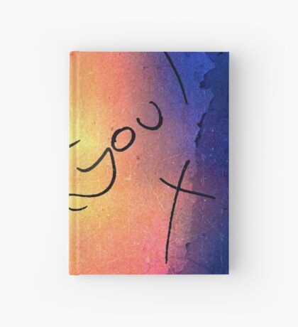 I love you! Hardcover Journal