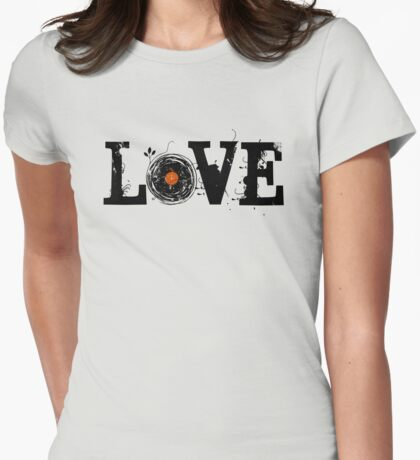 Love Vinyl Records T-Shirt