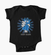 Don't Blink - Doctor Who One Piece - Short Sleeve