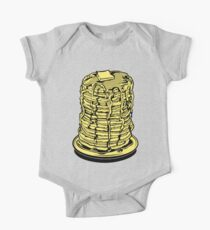 Tower Of Pancakes One Piece - Short Sleeve