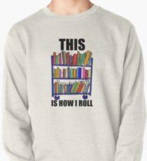 So rolle ich Sweatshirt