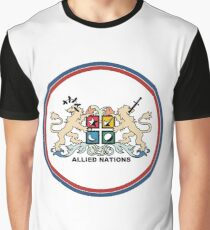 Advance Wars Allied Nations Graphic T-Shirt