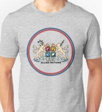 Advance Wars Allied Nations Unisex T-Shirt