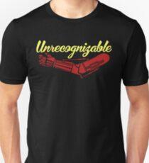 Unrecognizable Unisex T-Shirt