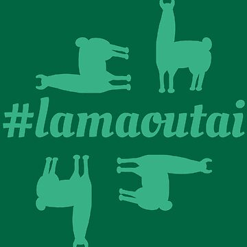 Lamaoutai - where are you lama? by kimrst