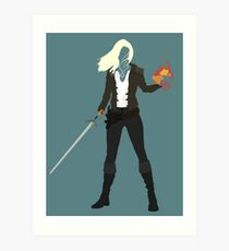 Celaena Sardothien | Empire of Storms Art Print