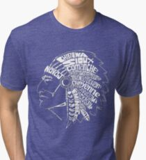 Native American Tri-blend T-Shirt