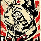 Furdell Catstro - Revolutionary Cat by MiniKitty