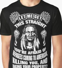 Native American Graphic T-Shirt