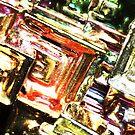 Bismuth Angle by Stephanie Bateman-Graham