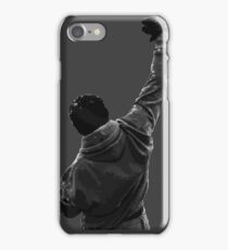 Never give UP! Rocky Balboa iPhone Case/Skin