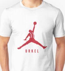 Steve Urkel Jumpman Logo Spoof 2 T-Shirt