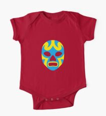 Mexican Wrestling Mask, Luchador Kids Clothes