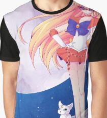 Act 8: Minako ~Sailor V~ Graphic T-Shirt