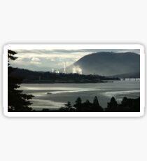 Derwent River, Hobart 1 Sticker