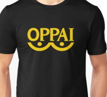 Golden OPPAI - One Punch Man Unisex T-Shirt