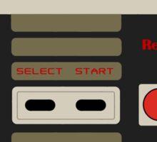 Retrogamer Sticker