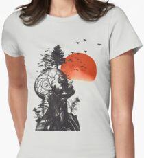 Alan's Hangover Women's Fitted T-Shirt