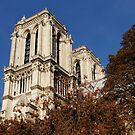 Notre-Dame de Paris – French Gothic Elegance in the Heart of Paris by Georgia Mizuleva
