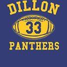 «Dillon Panthers Team» de NeverGiveUp