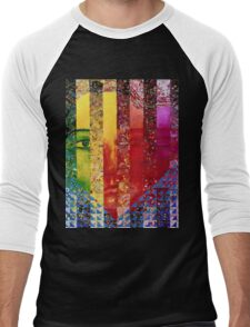 Conundrum I - Rainbow Woman Men's Baseball ¾ T-Shirt