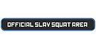 Official Slav Squat Area sticker by lifeofboris