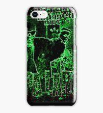 Poppa Large Ultramagnetic MCs iPhone Case/Skin