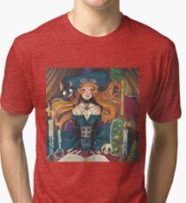 to cast a spell Tri-blend T-Shirt