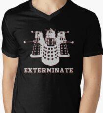 Exterminate Men's V-Neck T-Shirt