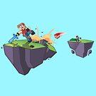 Minecraft SkyWars von kijkopdeklok