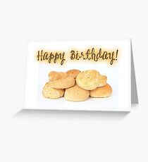 Happy Birthday - Baker Greeting Card