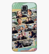 Supernatural Washi Tape Case/Skin for Samsung Galaxy