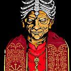 Dark pope by juliusllopis