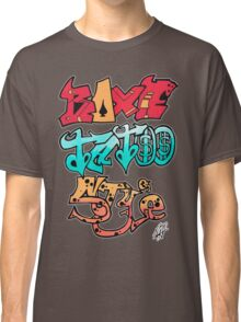 Boxe Tatoo Style Classic T-Shirt