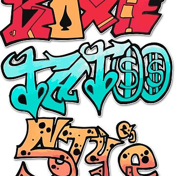 Boxe Tatoo Style by Romisonbusiness