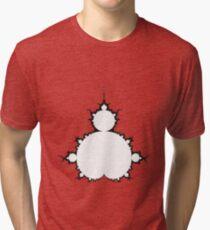 Mandelbrot fractal Tri-blend T-Shirt