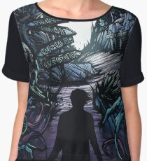 A Day to Remember Homesick Album Cover Chiffon Top