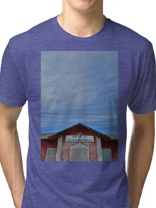 Casa Cantoniera at Soravilla Tri-blend T-Shirt