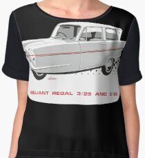 Reliant Regal 3/30 and 3/25 saloon Chiffon Top