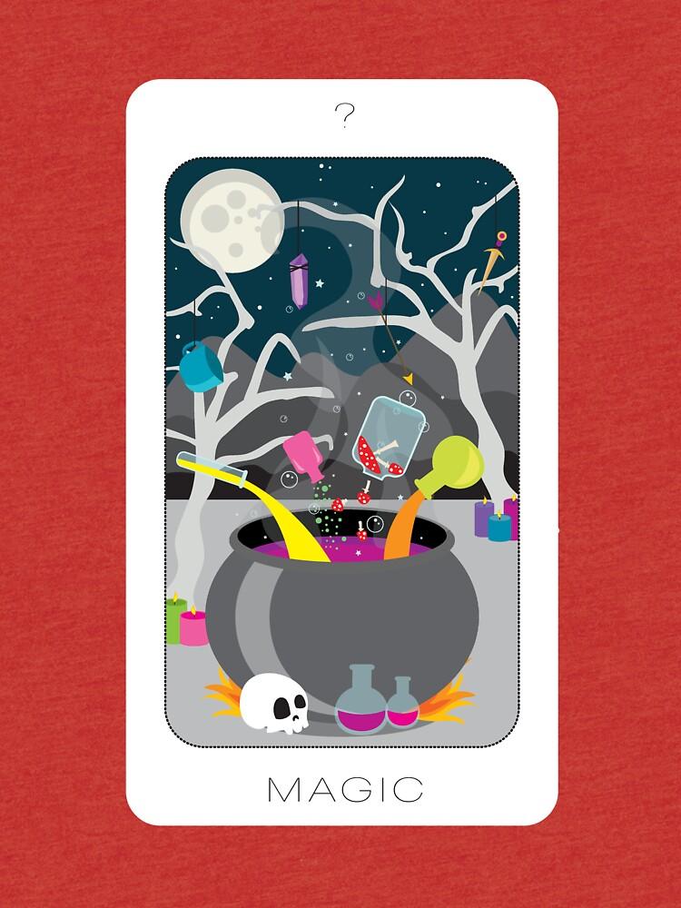 Magic by jbott